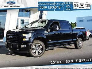 2016 Ford F-150 XLT SPORT **GPS*CAM*ECO BOOST**
