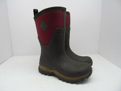 Muck Boots Women's Arctic Sport II Winter Boot AS2M-900 Brown/Cordovan Size 5M Arctic Sport Boot