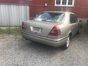 1996 Mercedes C220 Parting Out