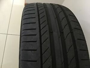 Tyre -Continental contisport 5 / 225-45R-17Y Mercedes Spec tyre Wellington Point Redland Area Preview