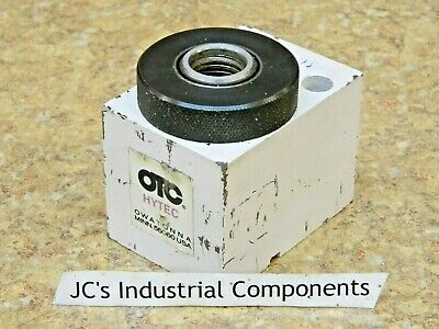 Spx Hytec Hydraulic Center Hole Cylinder 100037 Old  78-9 Thread