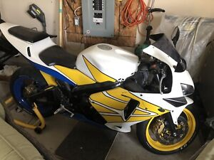 2006 Honda CBR600RR (comes with two bodies)