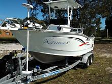 Sea Jay Preda- King  5.6m centre console Tin Can Bay Gympie Area Preview