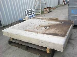 ready made concrete pad for water tank or machine Capalaba Brisbane South East Preview