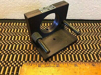 Nrc Newport Fh-1 Filter Holder For Optical Benchtable