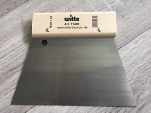 A1 Adhesive Spreader/Trowel 18cm For Use With Karndean Amtico LVT Vinyl flooring