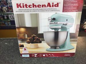 Mixeur sur socle kitchenaid