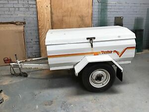 Venter Elite 5 Luggage Trailer Rowville Knox Area Preview