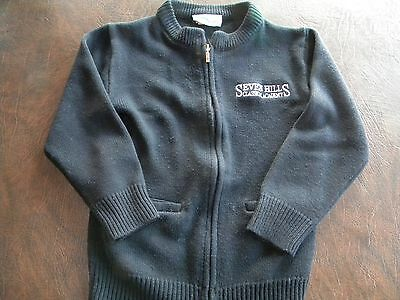 Child's  7-8  Sweater Seven Hills Classical Academy