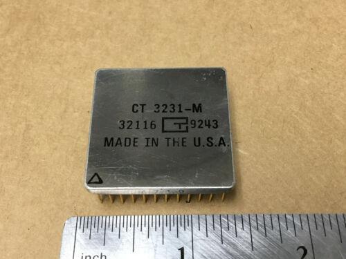 (1 PC)  CIRCUIT TECH (MARCONI)  CT3231M   Line Transceiver, 1-Driver, 1-Receiver