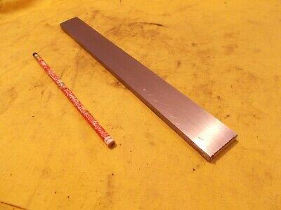 304 Stainless Steel Bar Brushed Machine Shop Metal Flat Stock 38 X 1 14 X 12
