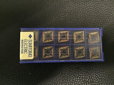 Sumitomo CNMG 120408N-MU AC630M Wendeplatten Wendeschneidplatten mit rechnung