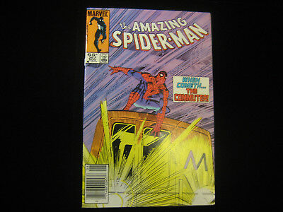 The Amazing Spider-Man #267 (Aug 1985, Marvel) MID GRADE NEWSSTAND