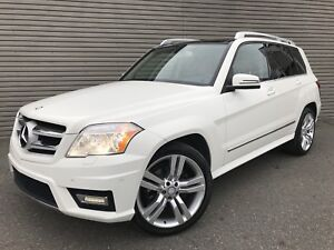 """2012 Mercedes Benz GLK350 AWD Toit Panoramique GPS Mags 20"""""""