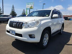 2012 Toyota Land Cruiser PRADO GXL (4x4) South Burnie Burnie Area Preview