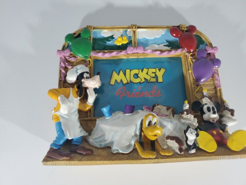 Disney Mickey and Friends Picture Frame 5x3