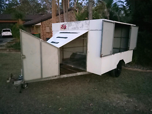 Fully Enclosed Trailer Eatons Hill Pine Rivers Area Preview