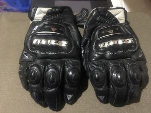 Dainese 4 stroke motorcycle gloves Small