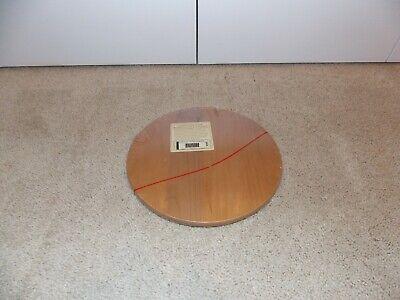 ** LONGABERGER ** WoodCrafts Warm Brown [WB] Shelf (PIE SERVER) Brand New