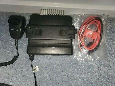 Motorola Cdm1550ls Uhf 403-470 Mhz Mobile Radio. Aam25rhf9dp6an. Very Nice