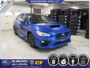 2016 Subaru Impreza WRX Awd ** Caméra de recul **
