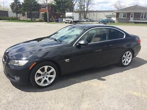 BMW 335xi, 335, AWD, COUPE, MANUELLE