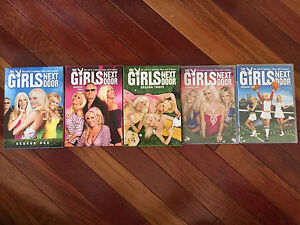 The Girls Next Door Seasons 1-5 DVD