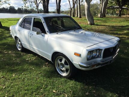 1973 Mazda RX3 Genuine Sedan Rockhampton 4700 Rockhampton City Preview