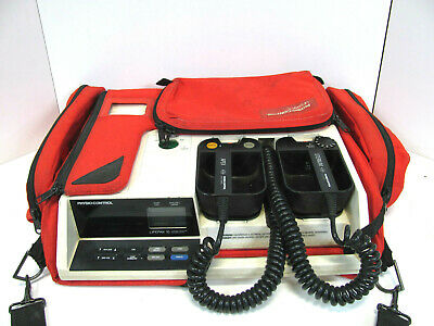 Physio Control Lifepak 10 Cardiac Monitordefib Free Shipping