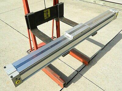 Smc  Rodless Cylinder  63 Mm Bore  X  840 Mm  Stroke  Emy1b63g-840