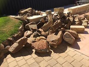 Free Rockery Stones Tapping Wanneroo Area Preview
