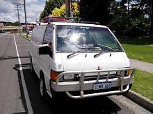 Mitsubishi express 2.0 campervan, western australian registration Brisbane Region Preview