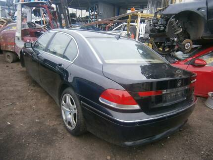 BMW 7 Series Sedan 745li 2002 To 2007 Wrecking All Parts Availabl