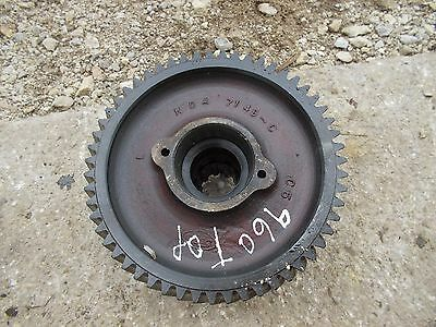 Ford 960 Tractor Original Transmission Top Drive Gear W Shaft Bearing