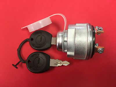 Case Ih Compact Tractor Ignition Key Switch 235 245 255 1130 1991036c1 1991035c1