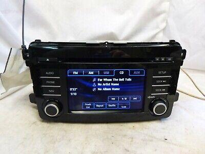 13 14 15 Mazda CX-9 CX9 Radio Cd Gps Navigation TK2266DV0B MTL37