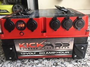 Kickass Battery Power Bank