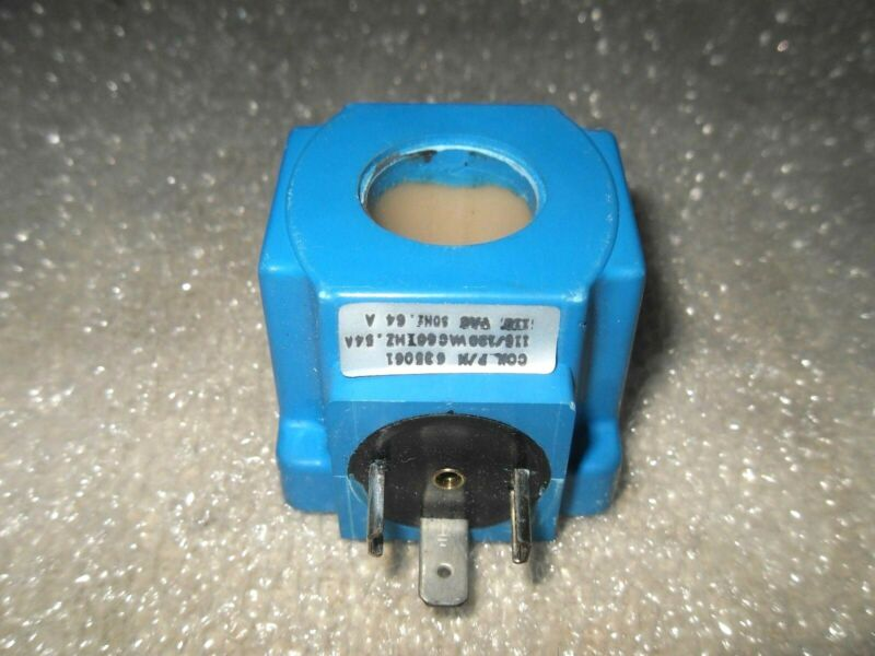 (Y4-2) Vickers 635061 Tested Solenoid Coil - No Box