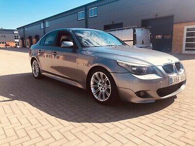 BMW 525d M Sport - No Reserve
