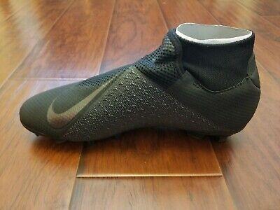 8a2fb2f9664 Nike Phantom VSN Pro DF FG-Black Size 10.5