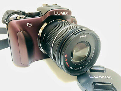 Panasonic LUMIX DMC-G3K 16,0 MP Digitalkamera (Kit mit ASPH 14-42mm Zoom)