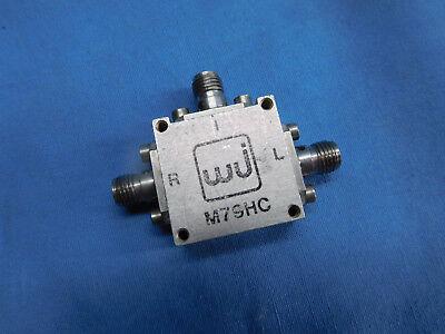 Watkins Johnson M79hc Rf Mixer