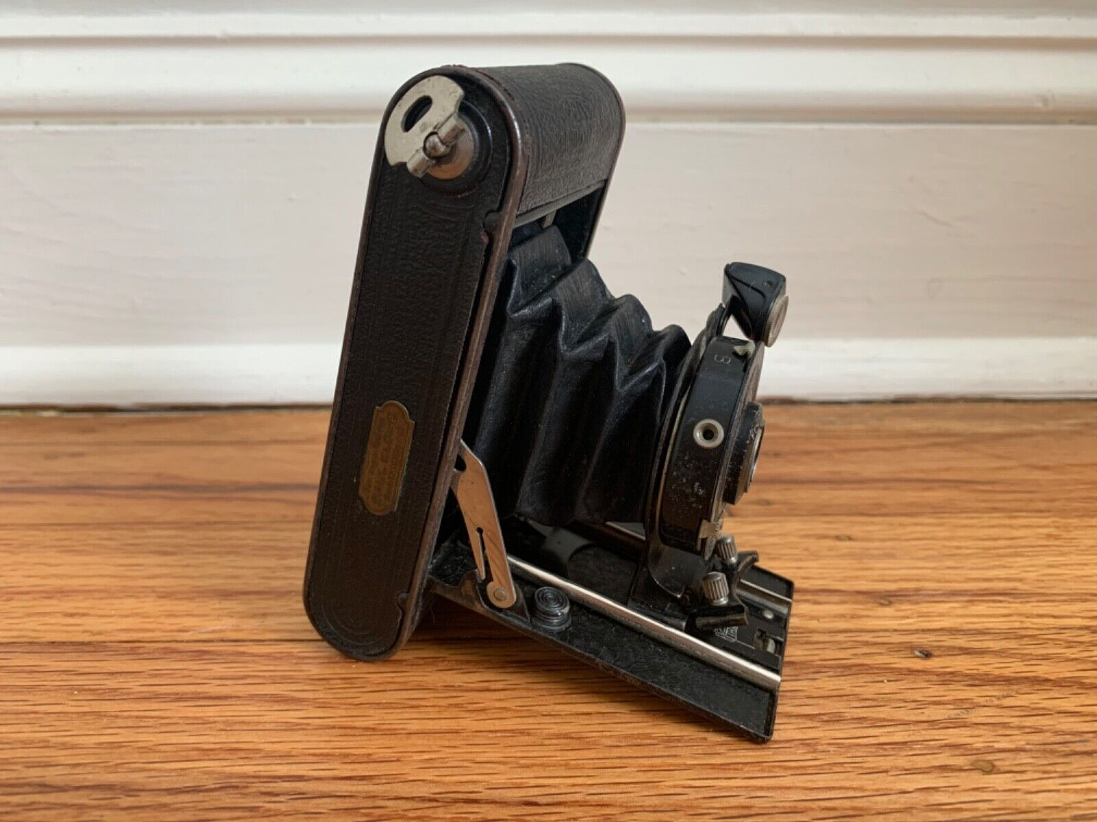 Zeiss - Ikon - Ikonette Camera - SOLD AS IS - Parts Or Display - $6.95