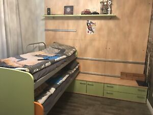 Kids bunk bed from Italy