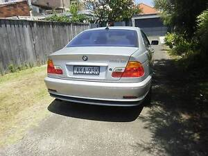 2001 BMW 3 Coupe Terrey Hills Warringah Area Preview