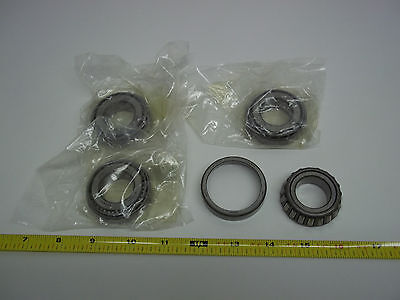 11205-06 Prime Mover Forklift Bearing Cup Cone Lot Of 4 1120506