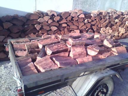 FIREWOOD QUALITY DRY JARRAH $200 (DELIVERED FREE) PER TRAILER Maida Vale Kalamunda Area Preview