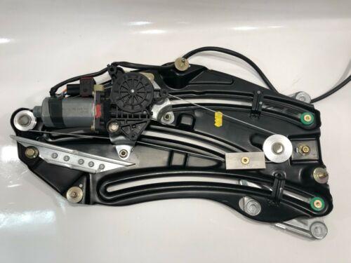Jaguar XK8 XKR XK Rear Window Regulator Rebuild Service - Lifetime Warranty
