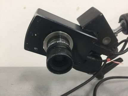 Camera with macro optics and monitor to suit resolution output