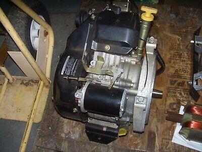 Generac 7kw Model 0043892 Sn 3808927 Single Cylinder Engine Assembly.
